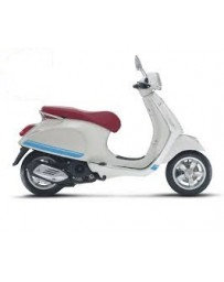 Stickerset vespa sprint blauw